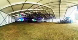 Chupacabra tent