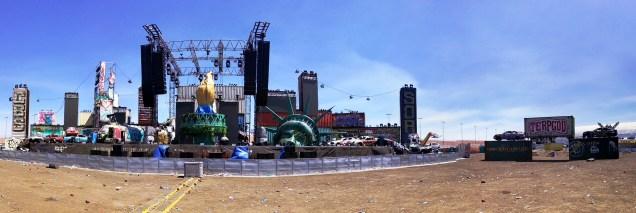 WasteLand stage