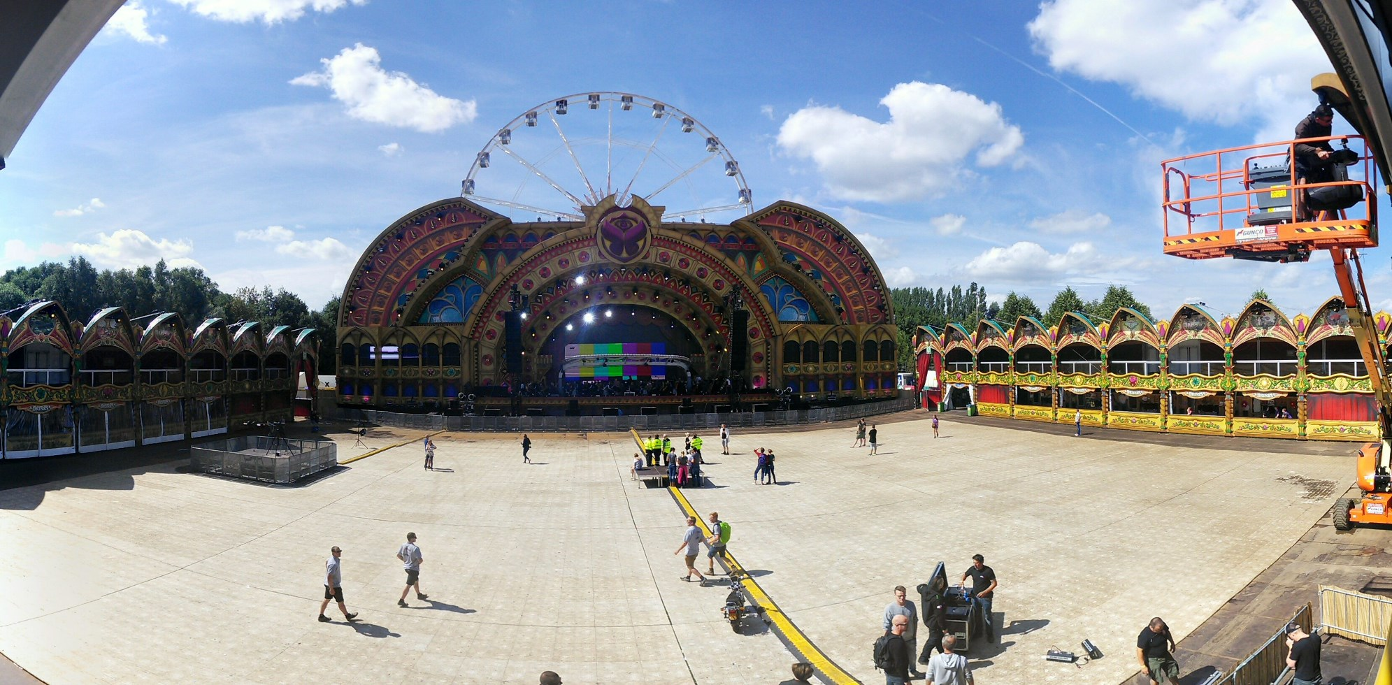 Tomorrowland Belgium 15′