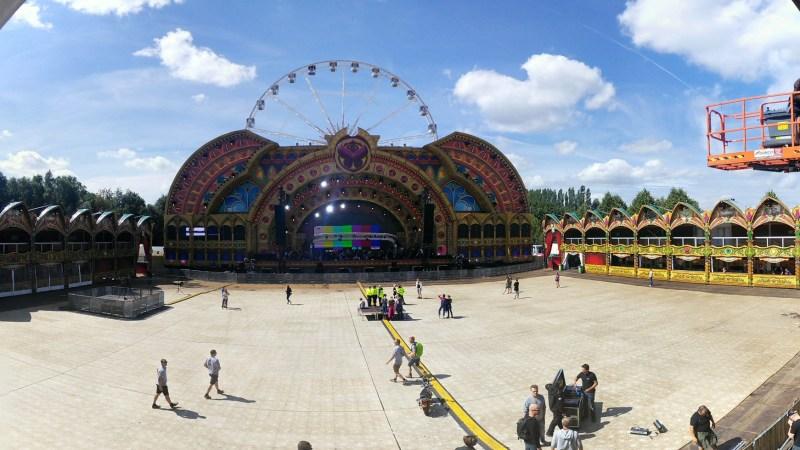 Tomorrowland Belgium 15′
