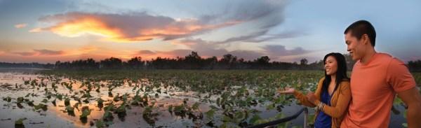 Yellow Waters - Kakadu NP
