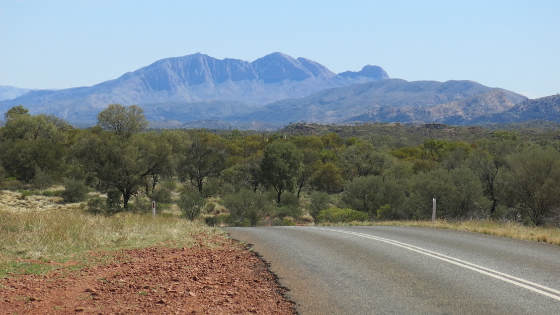 Red Centre Way travel
