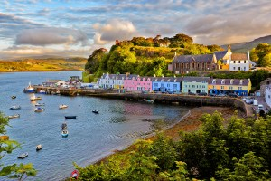 scotland a favourite for Australian travellers