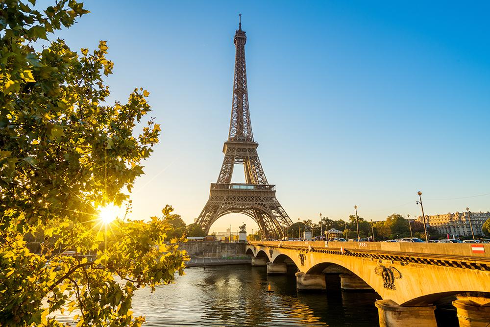 Michelin restaurants in Paris