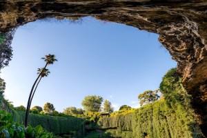Umpherston Sinkhole Garden, Mt Gambier, Australia