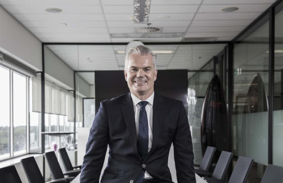 Audi Australia Paul Sansom