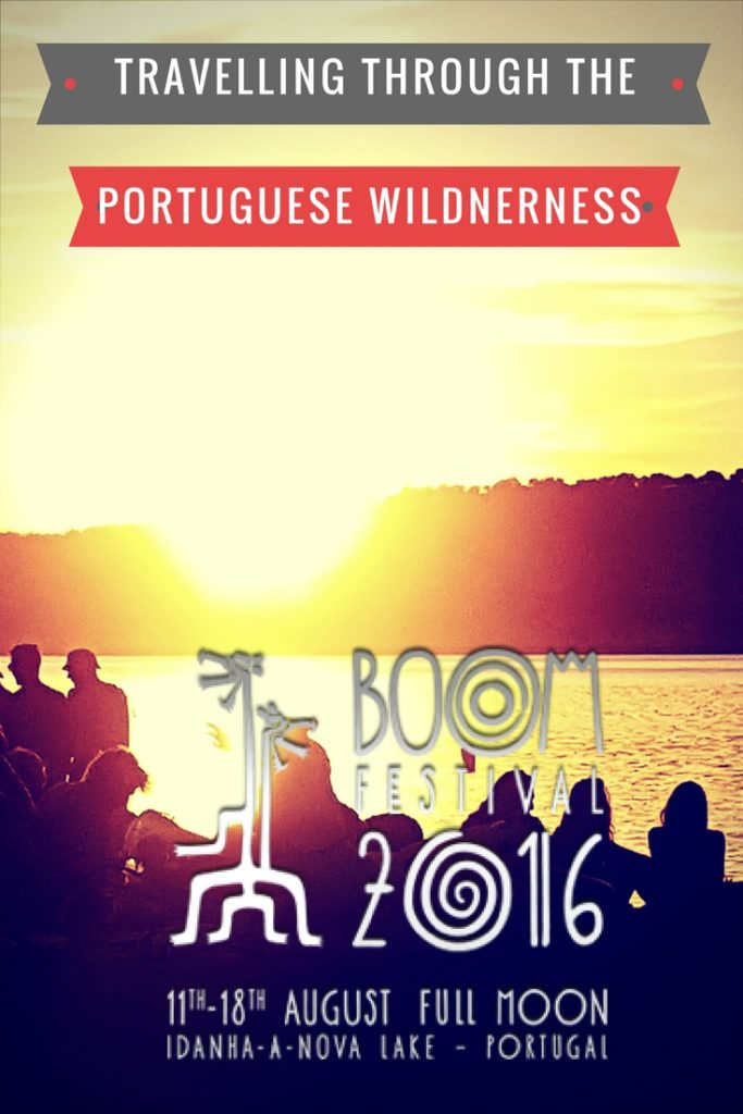 Our journey through the portuguese wilderness, Boom Festival