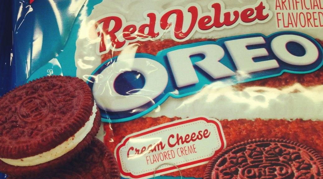 The Red Velvet Oreo Taste Test (Photos: Candace Braun Davison)