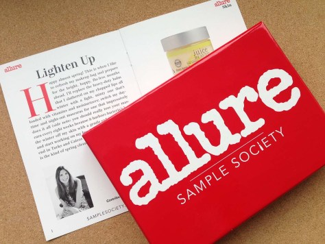 Sample Society March 2015