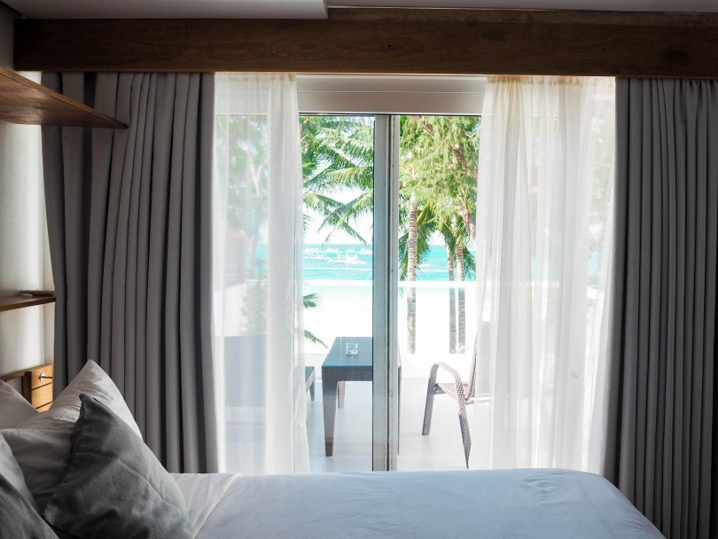 Zuzuni Boutique Hotel: Boracay Beachfront