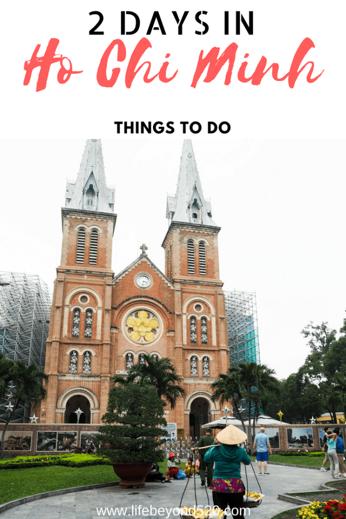 two days in ho chi minh