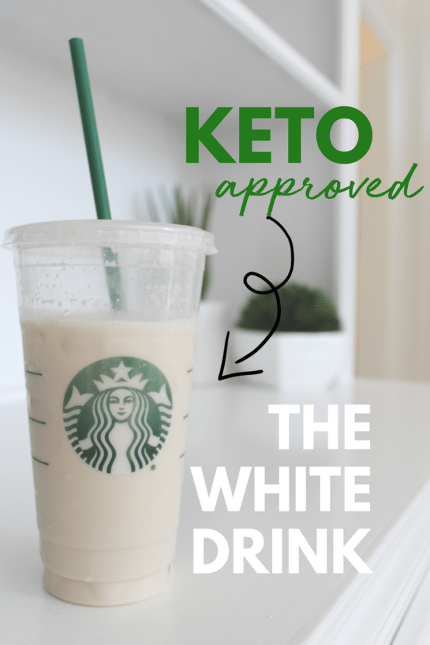 The Keto Friendly Starbucks Drink Everyone is Freaking Out Over (including me!)