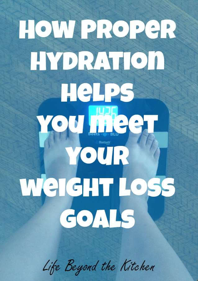 Beets BLU Wireless Scale ~ Measure Body Composition & Stay Hydrated ~ Life Beyond the Kitchen