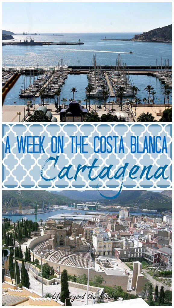 Cartagena ~ Port of Cultures ~ Life Beyond the Kitchen