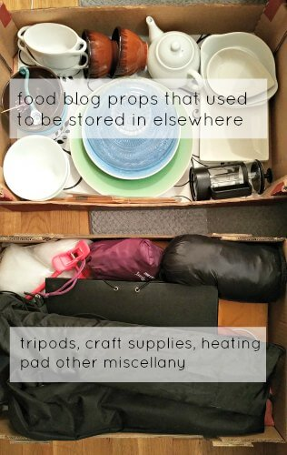 Declutter Challenge: Make Us of the Space you Have ~ Life Beyond the Kitchen