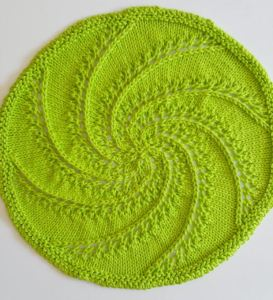 Knitted Round Trivet With Two Borders {#CCBG}