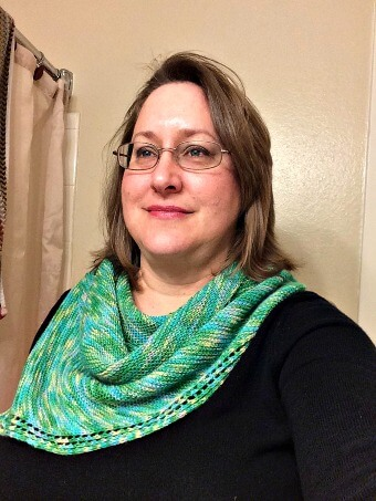 Trillian Shawl ~ Life Beyond the Kitchen