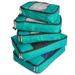 TravelWise Packing Cubes Keep Your Suitcase Neat!