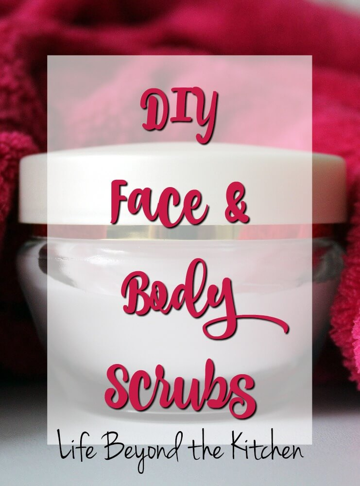Try one or more of these diy exfoliating scrubs for face and body. You probably already have the ingredients available in your pantry. Make any day a spa day and enjoy the glow!