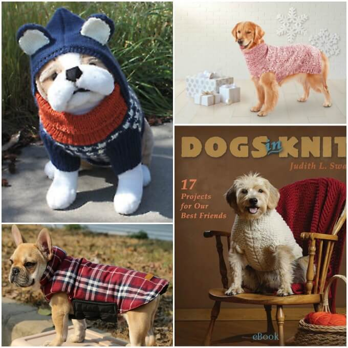 Stylish Dog Coats to Make or Buy ~ Life Beyond the Kitchen