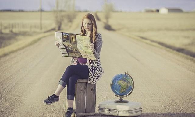 Blogi podróżników