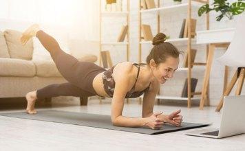 Jak efektywnie ćwiczyć w domu