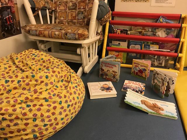 Infant Room Newsletter April 2018