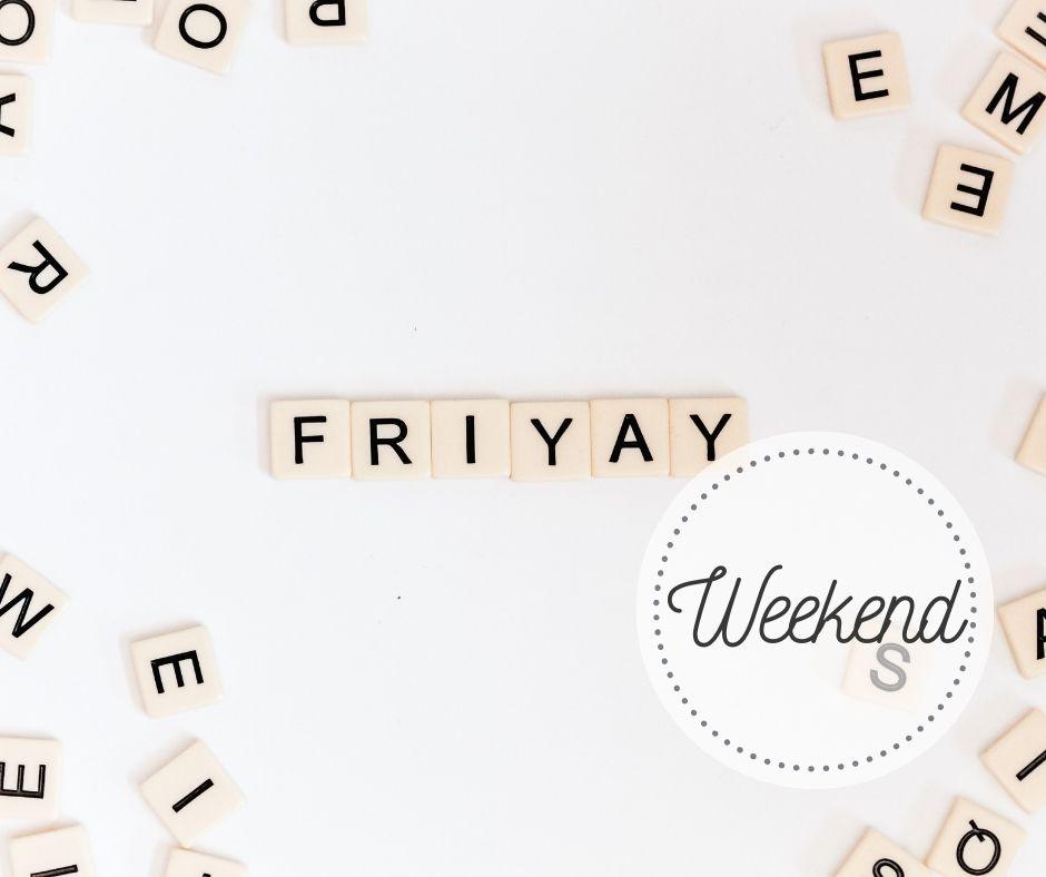 I Love You Friday!