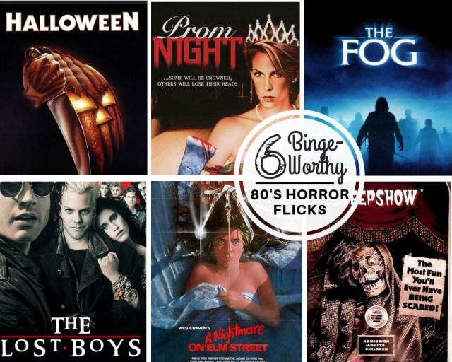80s horror flicks