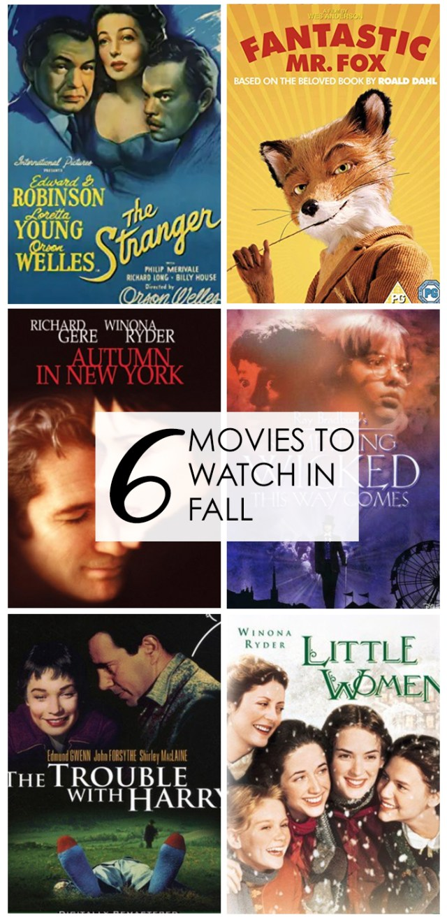 Movies for Fall_LBW
