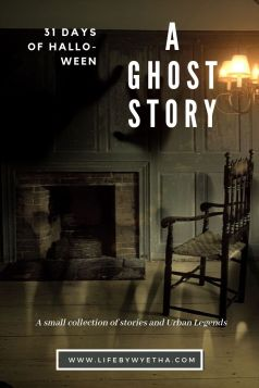Ghost Stories_31Days