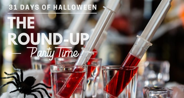 31 Days of Halloween:  Happy Halloween … The Roundup