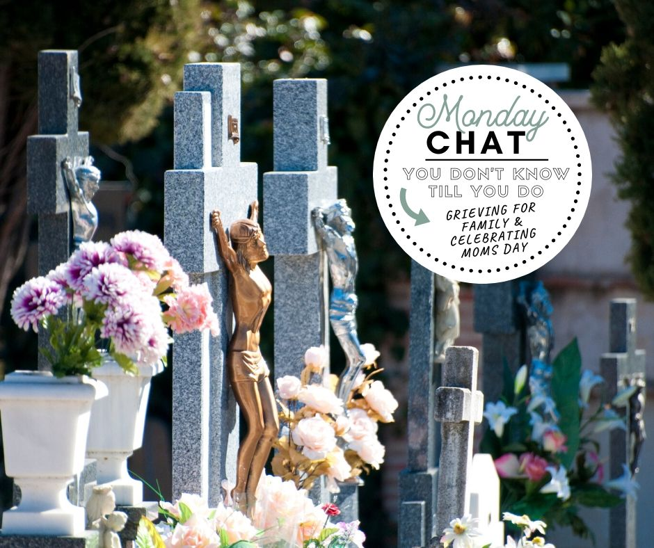 MONDAY Chat … You Don't Know, Till You Do