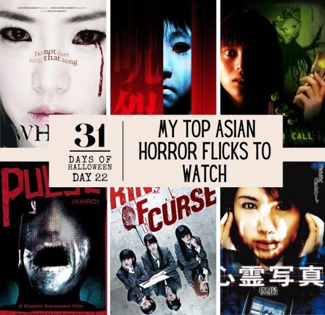 Asian Horror Flicks 2020 PIN