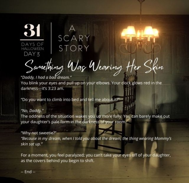 SCARY Story #1_Pin