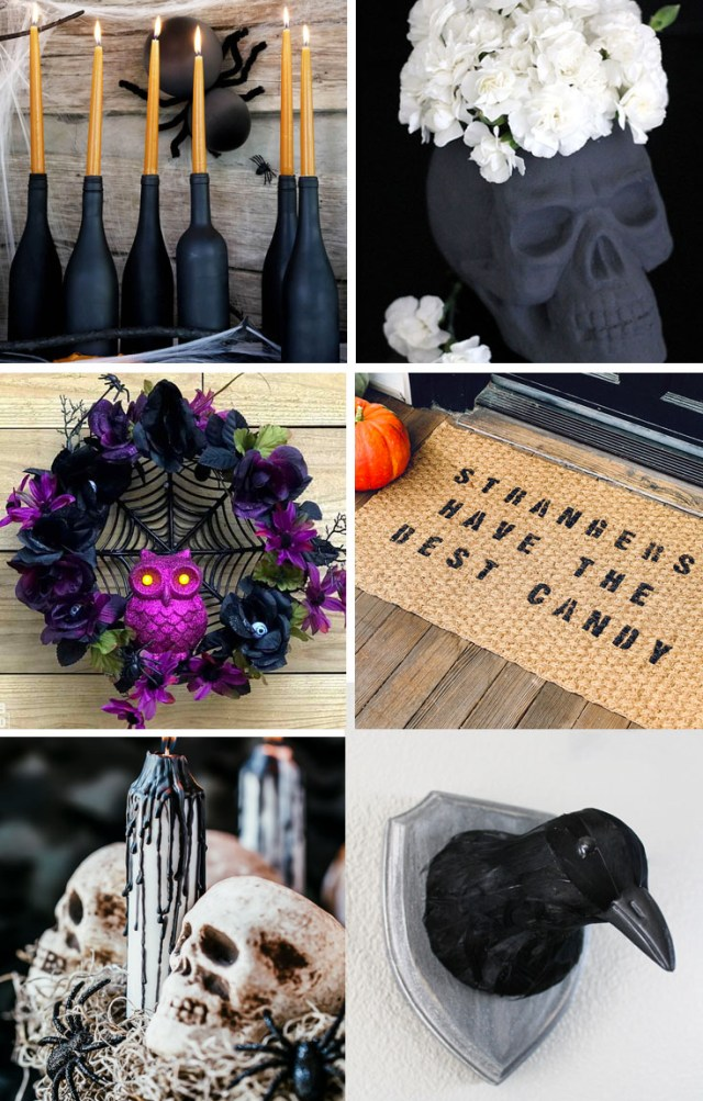 Halloween Decor DIYs