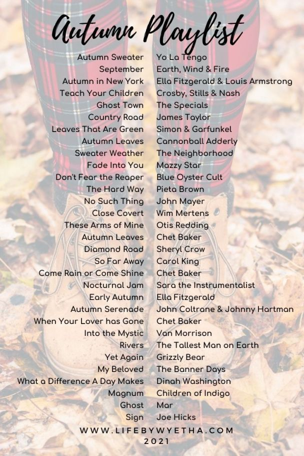 Fall-Autumn-Music