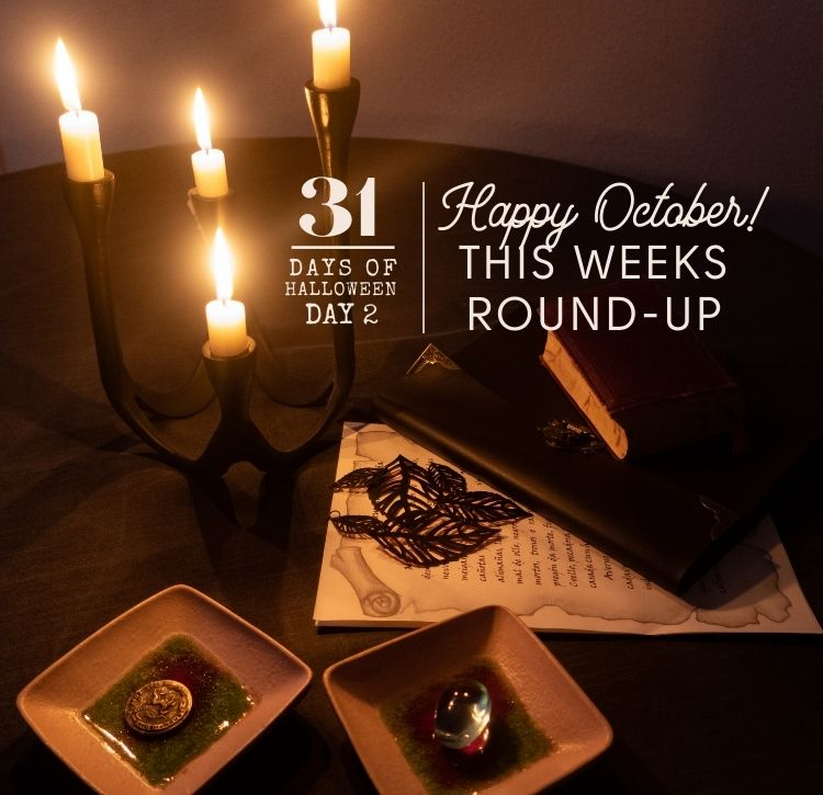 31 Days of Halloween: Day 2…Round-Up & Change of Format