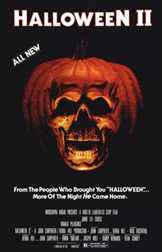 Halloween II-Jamie Lee Curtis