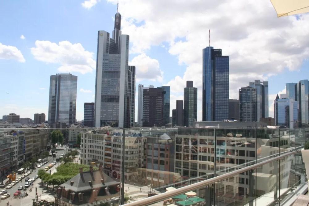 Frankfurt 13 dingen die je kunt doen
