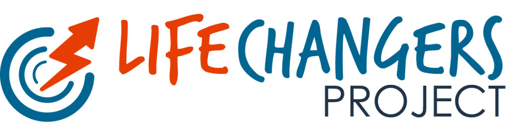 Life Changers Project - full logo transparent