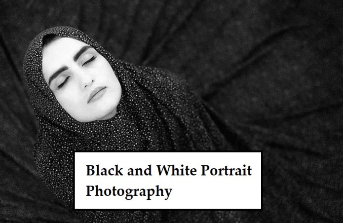 Black and White Portrait Photography Examples