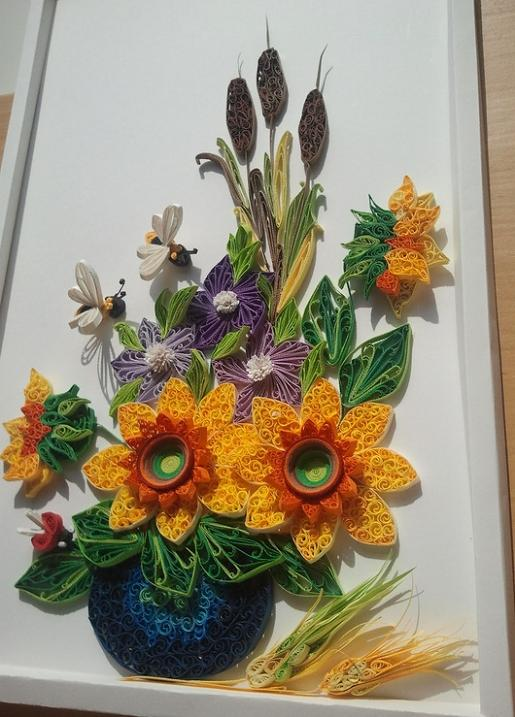 Amazing Paper Quilling Patterns And Designs Life Chilli