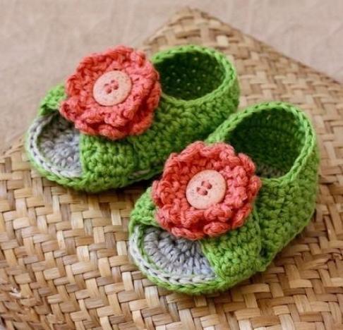 free-crochet-booties