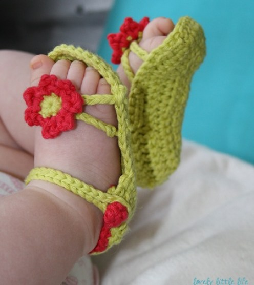 free-baby-booties-pattern