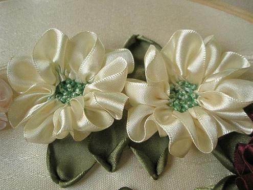 Silk Ribbon Embroidery Designs And Stitches