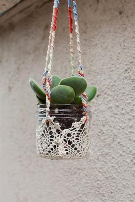 crochet-plant