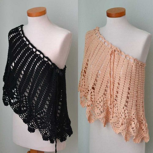 crochet-poncho-patterns