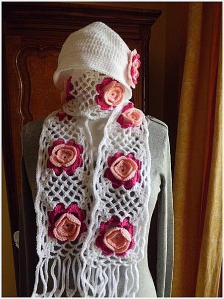 floral-crochet-shawl