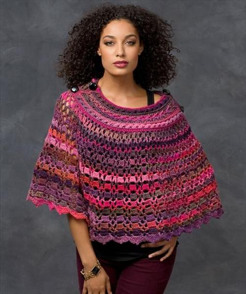 crochet-poncho-patterns-free